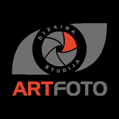 Artfoto logo vector