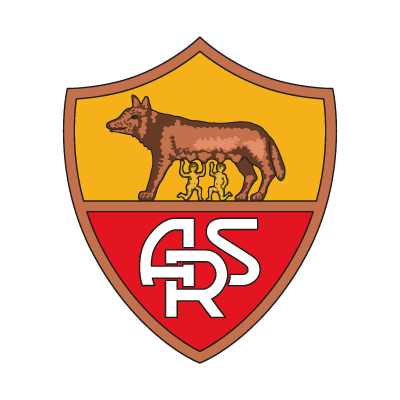 AS Roma Club vector logo