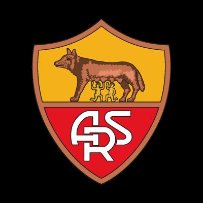 AS Roma Club logo vector