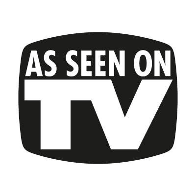 As seen on TV (.EPS) logo vector
