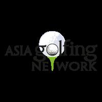 Asia Golfing Network vector logo