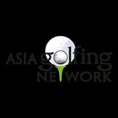 Asia Golfing Network logo vector