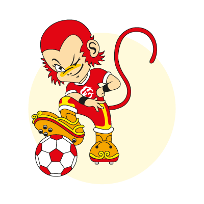 Asian Cup 2004 logo vector