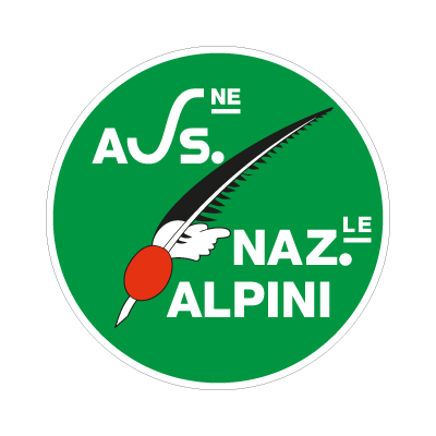 Associazione Nazionali Alpini logo vector