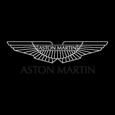 Aston Martin Auto logo vector