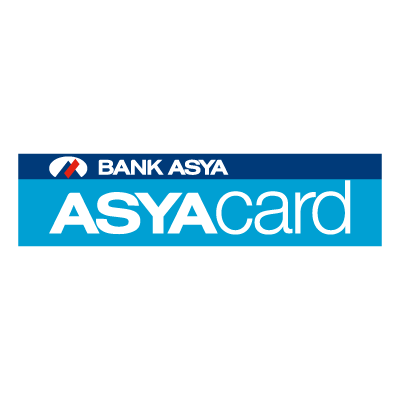 Asya Card logo vector