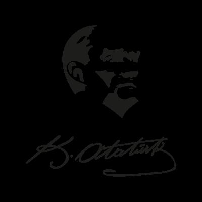 Ataturk logo vector