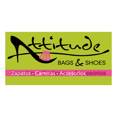 Attitude Bags & Shoes logo vector