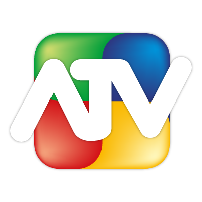 ATV logo vector