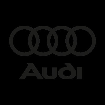 Audi Black logo vector