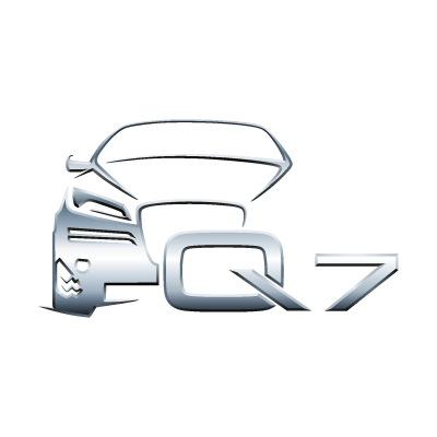 Audi Q7 vector logo