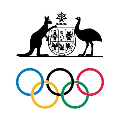 Australian Olympic Committee logo vector