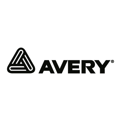 Avery Black vector logo