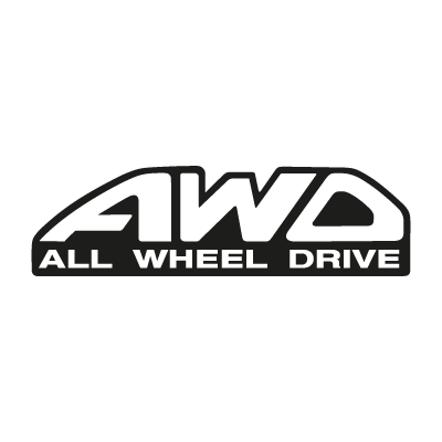 AWD Black logo vector