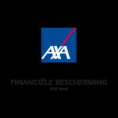 AXA bank logo vector