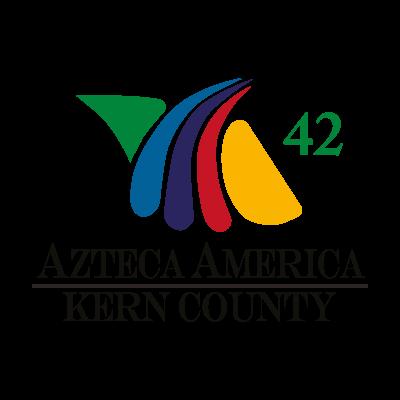 Azteca America logo vector