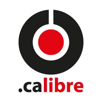 .calibre vector logo