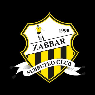 Zabbar Subbuteo Club logo vector