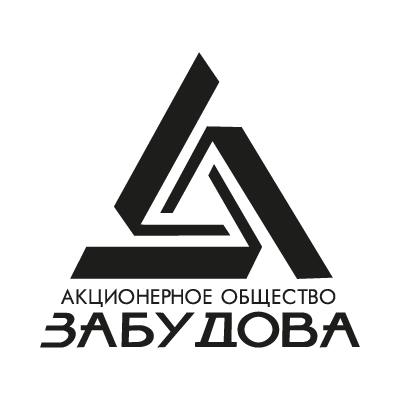 Zabudova logo vector