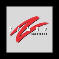 Zamba vector logo