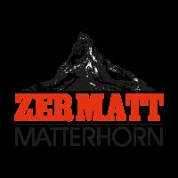 Zermatt Matterhorn vector logo