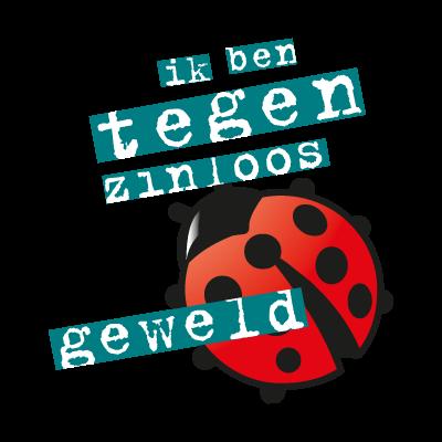 Zinloos Geweld logo vector