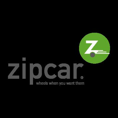 Zipcar logo vector