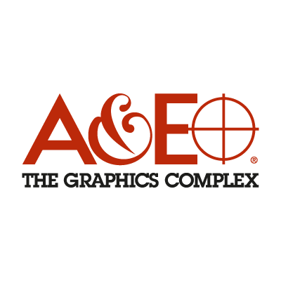 A&E The Graphics Complex logo vector