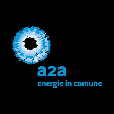 A2A energie in comune logo vector