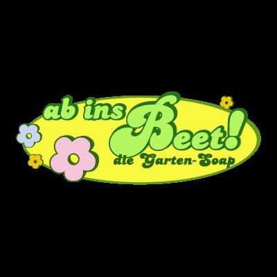 Ab ins Beet logo vector