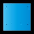 Abstract vector shape (.EPS) logo template