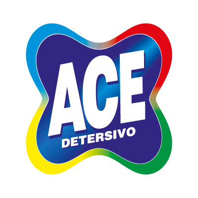 Ace Detersivo logo vector