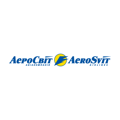 AeroSvit Airlines (.EPS) logo vector