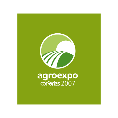 Agroexpo 2007 logo vector