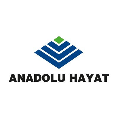 Anadolu Hayat logo vector