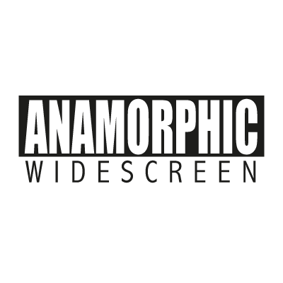 Anamorphic Widescreen logo vector