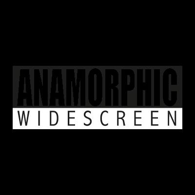 Anamorphic Widescreen vector logo