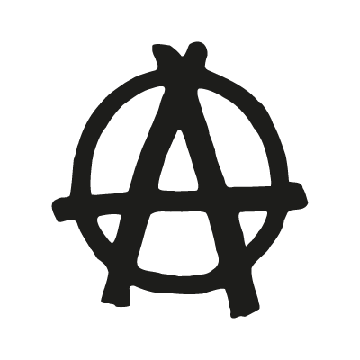 Anarchy US logo vector