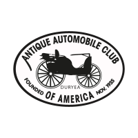 Antique Auto Club vector logo