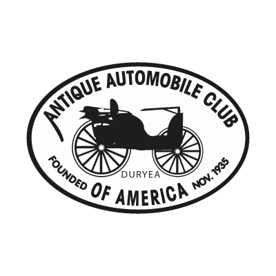 Antique Auto Club logo vector