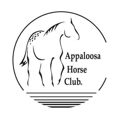 Appaloosa Horse Club vector logo