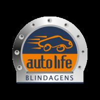 Auto Life Blindagens vector logo