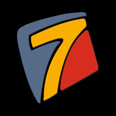 Azteca 7 logo vector