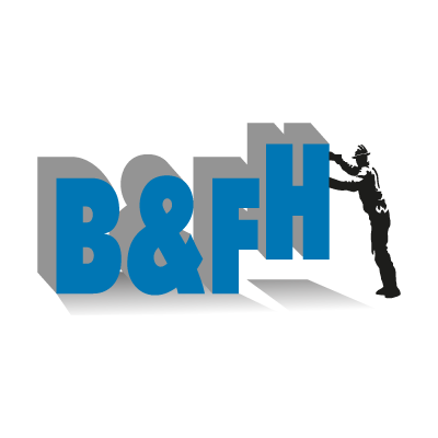 B&FH logo vector