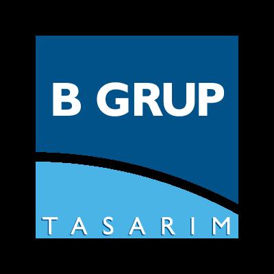 B Grup A.S. logo vector