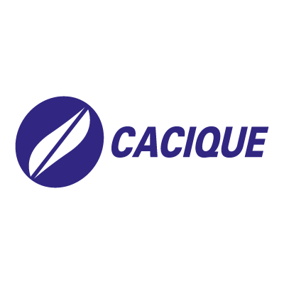 Banco Cacique logo vector