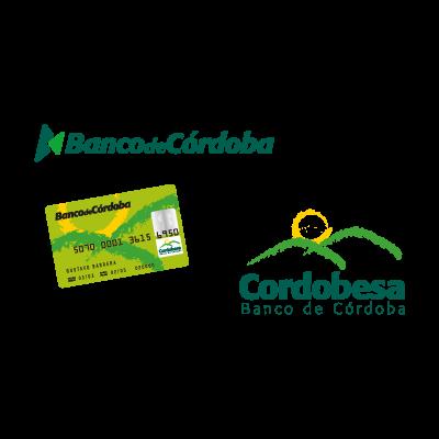 Banco de Cordoba logo vector