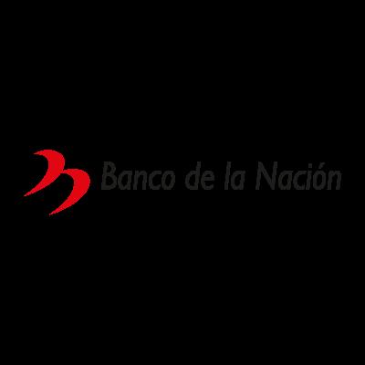 Banco de la nacion logo vector