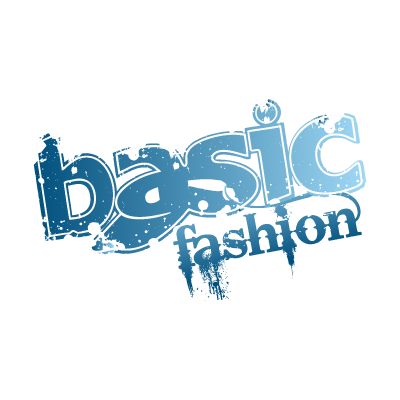 Basic Fashion logo vector