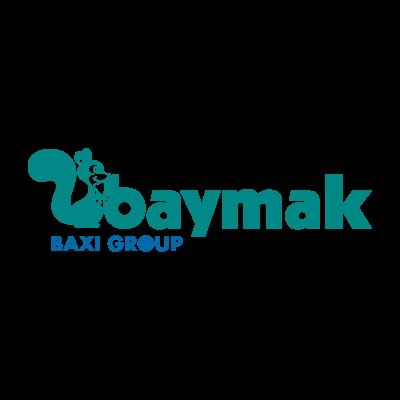 Baymak baxi logo vector